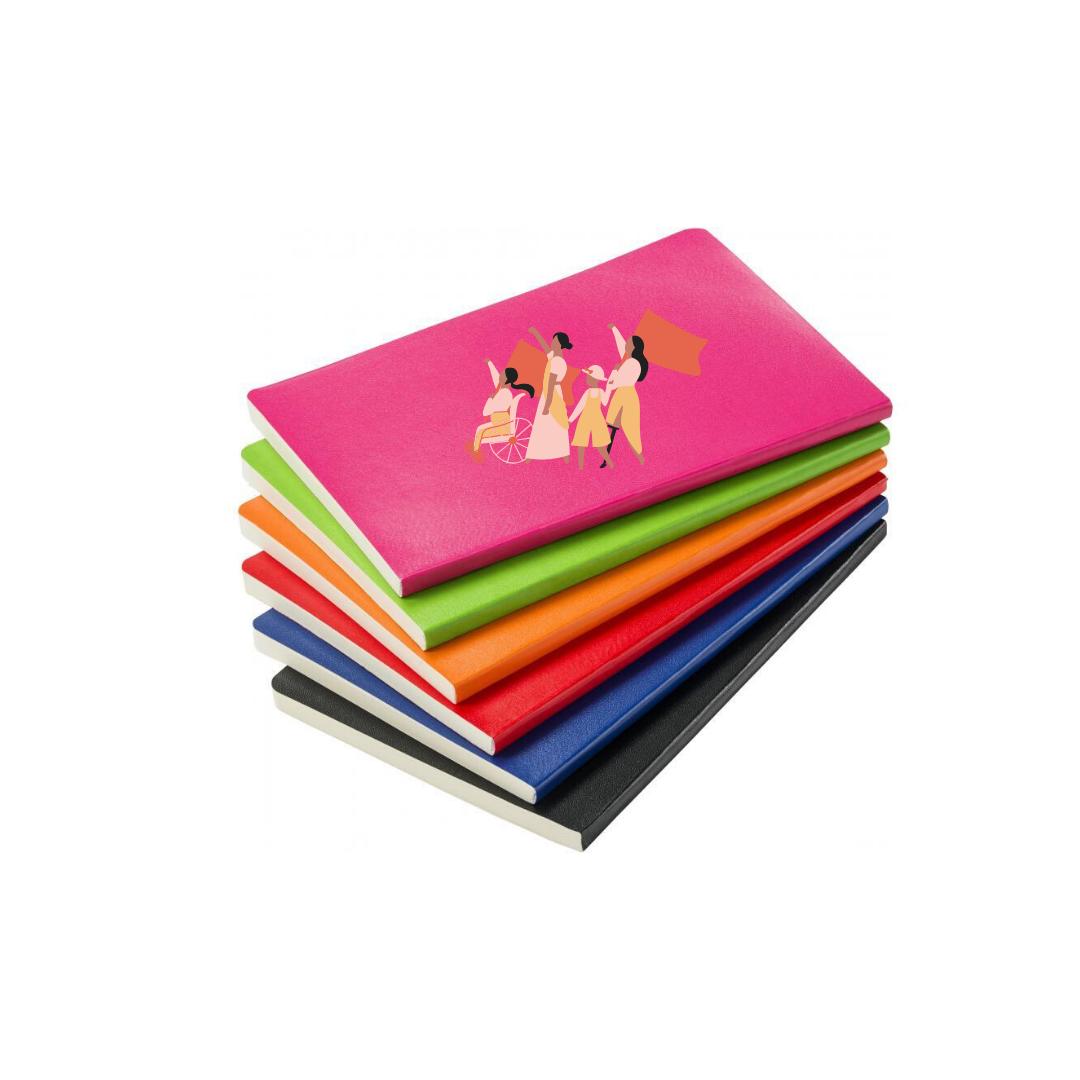 Libretas personalizadas con dibujo