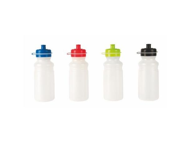 bidon de plastico de colores personalizado