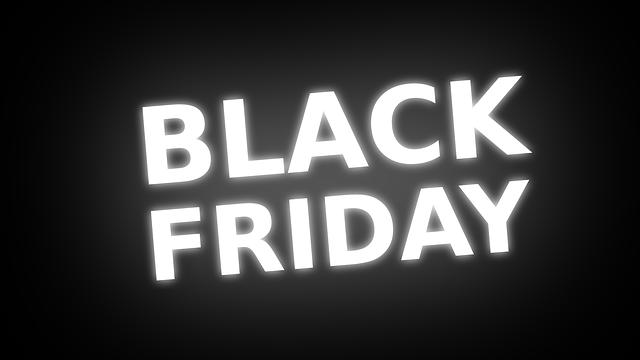Black Friday ofertas -Regalo Publicidad