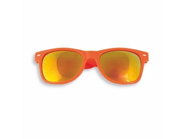 gafas de sol con cristales de espejo