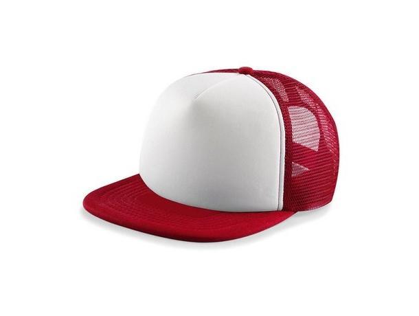 gorra con rejilla personalizada