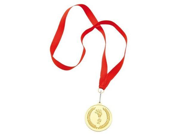 medalla para trofeos personalizada