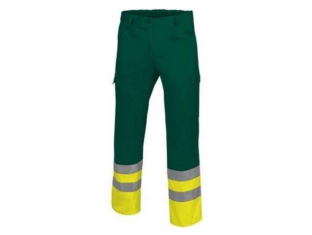 pantalones reflectantes para trabajo