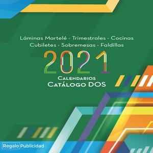 Imagen Catalogo Calendarios 2021 2