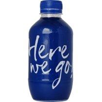 Botella de agua con funda completa