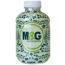 Botella de agua 25 cl con funda completa personalizada