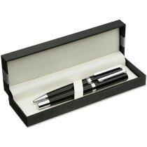 conjunto de bolígrafos barato negro