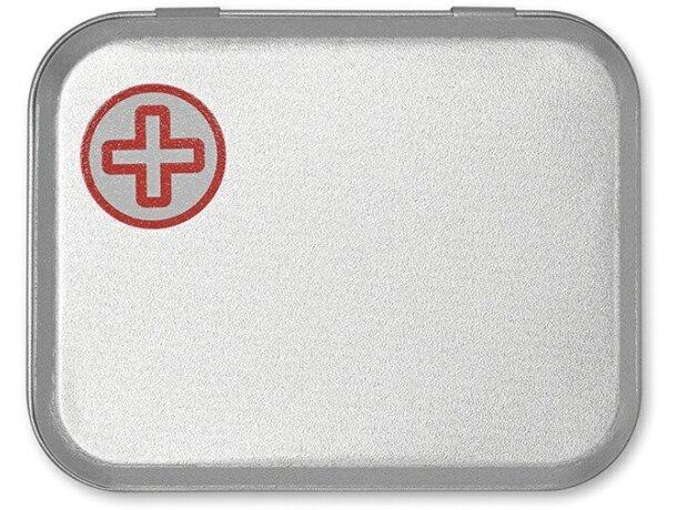 Caja botiquín de primeros auxilios para empresas