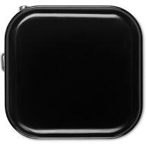 Cargador de dispositivo para coche negro