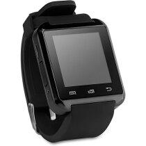 Reloj especial diseño moderno personalizado negro