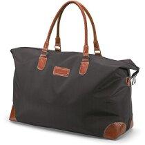 Bolsa grande de viaje modelo clásico personalizada marron