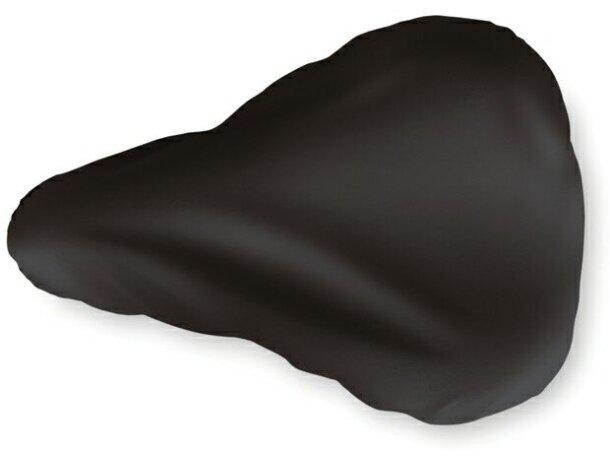 Funda de sillín para bici barata negra