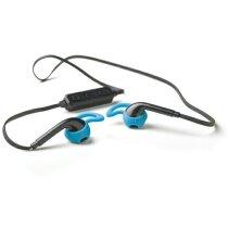 Auriculares deportivos inalámbricos personalizado negro