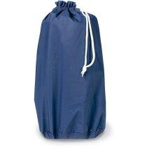 Impermeable sencillo de colores personalizado azul