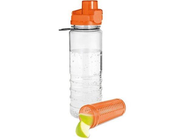 Botella con compartimento para fruta personalizada