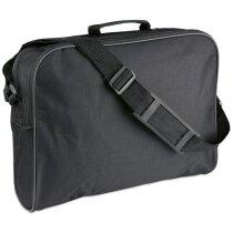 Portafolios básico personalizado negro