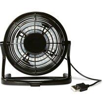 Ventilador con usb personalizado negro