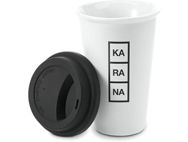 Vaso de plástico con tapa de doble pared barato