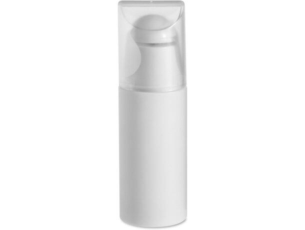 Ventilador manual mini blanco