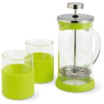 Cafetera original verde lima