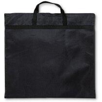 Bolsa portatraje básica personalizada negra