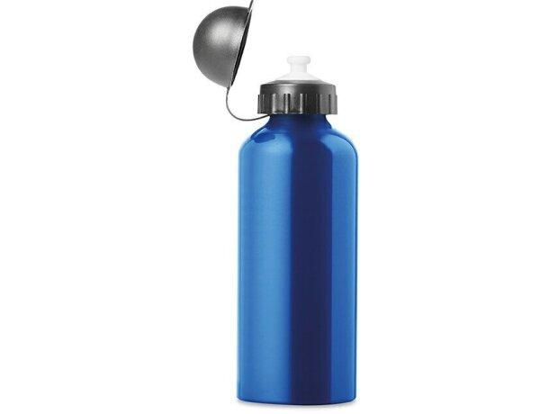 Bidón botella de metal 600 ml barato