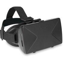 Gafas de realidad virtual para smartphone personalizada negra
