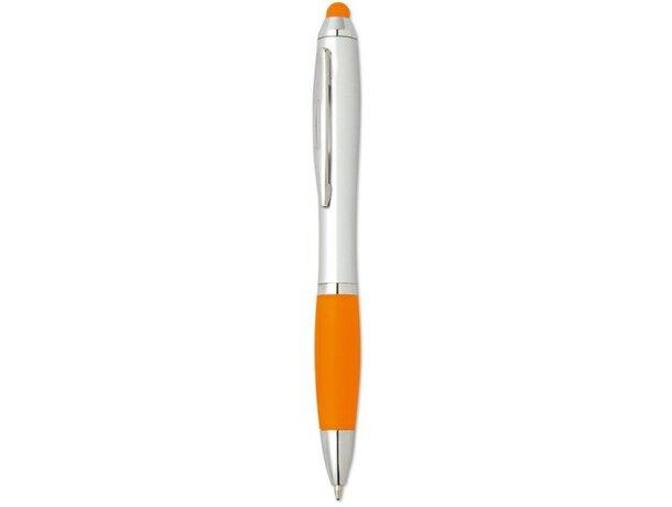 Bolígrafo con puntero y agarre personalizado