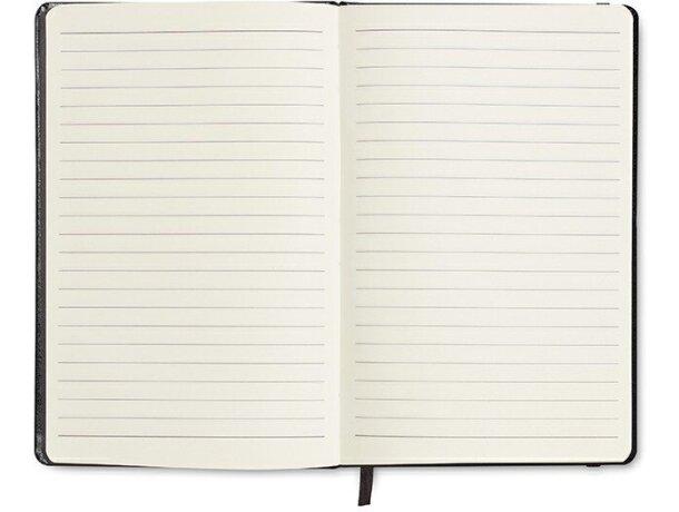 Cuaderno A5 con hojas rayadas barato