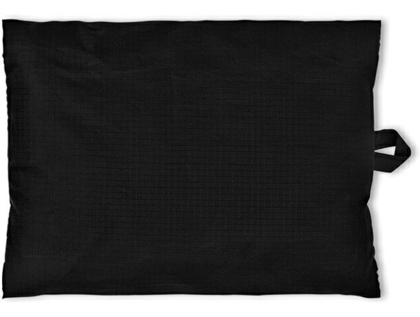 Almohada inflable de algodón barata negra