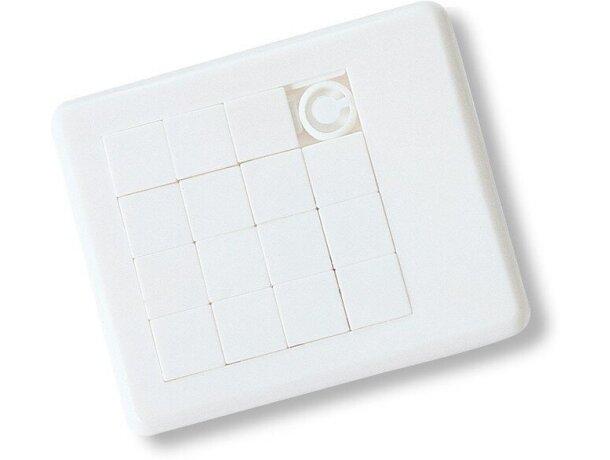 Puzzle clásico barato blanco