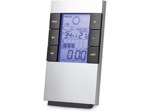 Estación meteorológica digital de sobremesa