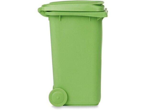 Lapicero contenedor verde verde barato