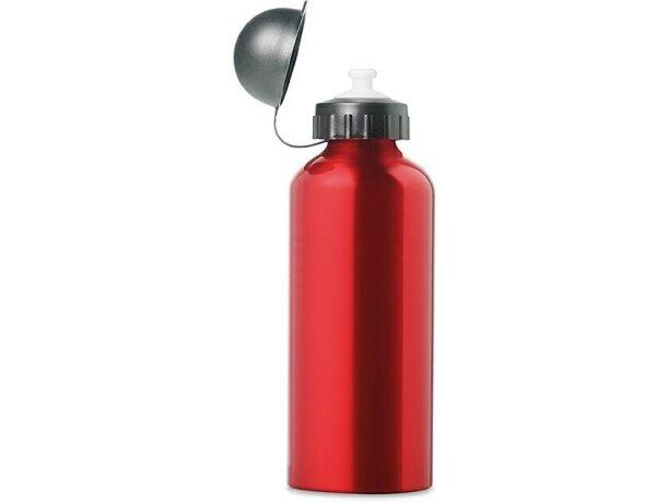 Bidón botella de metal 600 ml grabada