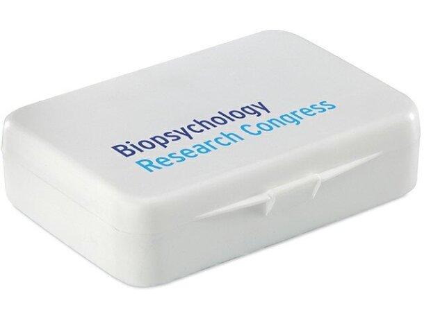 Botiquín de emergencia de plástico personalizado