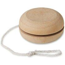 Yoyo clásico de madera