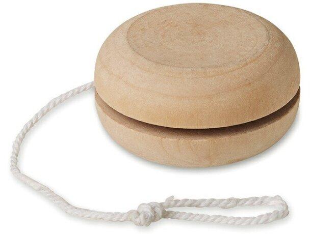 Yoyo clásico de madera barato madera