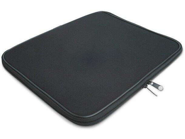 Funda negra para portátil negra