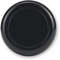 Limpiador de calzado personalizado negro