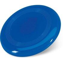 Disco volador de 23 cm personalizado azul