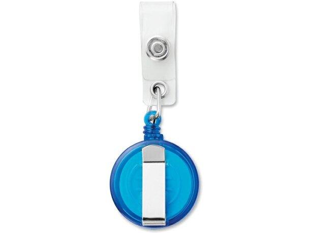 Insignia con clip para identificación personalizada