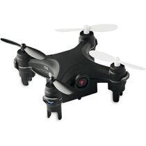 Dron con cámara para fotos y vídeos barato negro