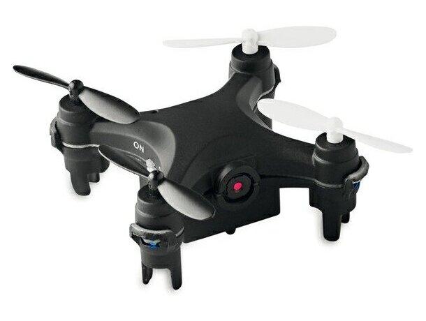 Dron con cámara para fotos y vídeos personalizado negro