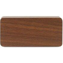 Reloj de sobremesa en madera personalizado madera