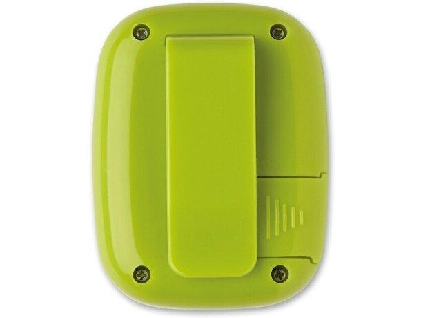 Podómetro contador de kms y calorías personalizado