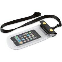 Funda impermeable para iphone violeta personalizada