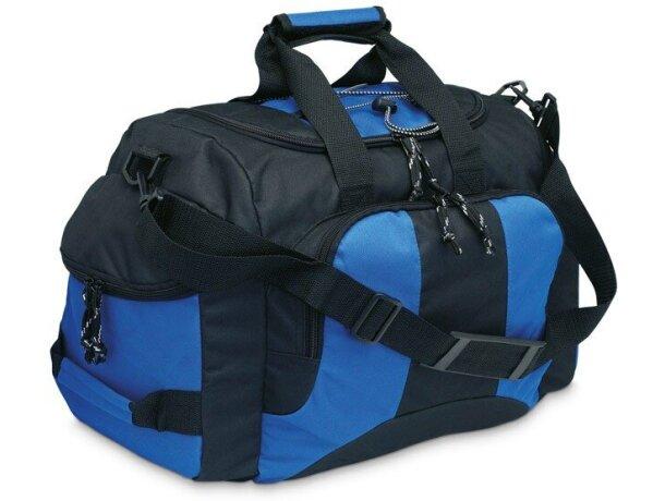 Bolsa deportiva o de viaje personalizada azul