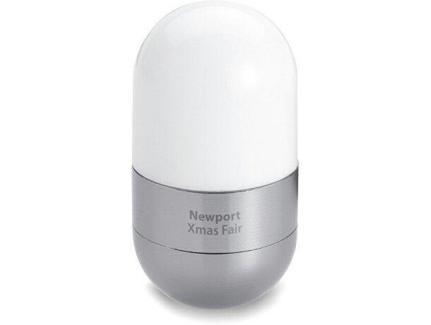 Lámpara de escritorio tipo cápsula