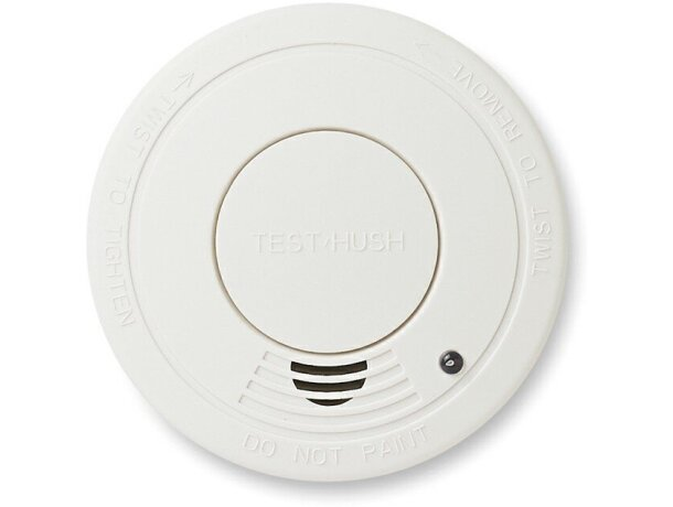 detector de humos para casa personalizado