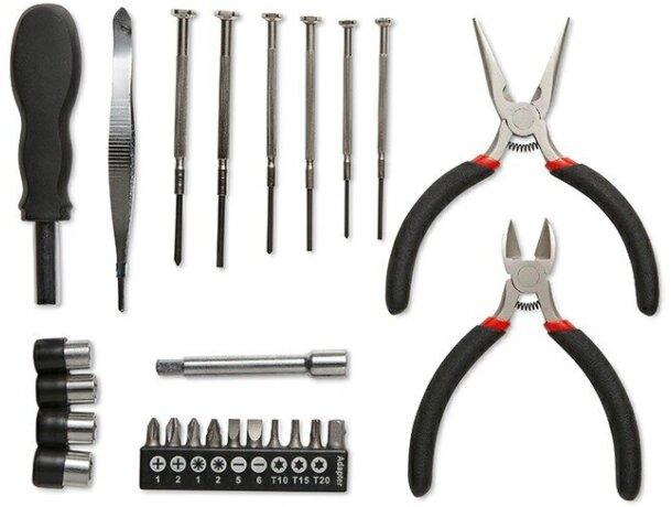 Estuche de herramientas en aluminio personalizado